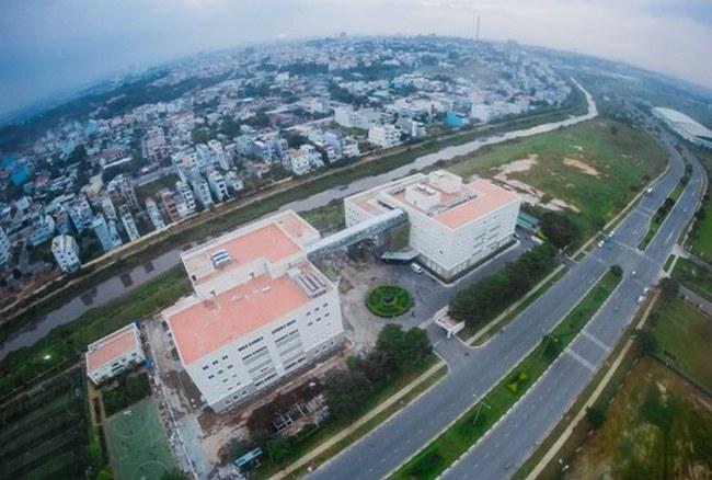 FPT Software khai trương tòa nhà F- Town 2 tại khu công nghệ cao TP.Hồ Chí Minh