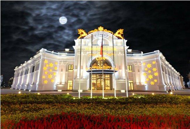 Vingroup khai trương Almaz Convention Center có quy mô hơn 4.400m2