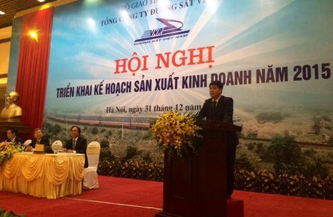 """Đường sắt Việt Nam không muốn """"giậm chân tại chỗ"""""""