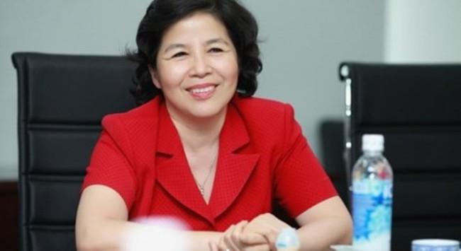 Bà Mai Kiều Liên nhận giải thưởng nhà lãnh đạo doanh nghiệp số 1 Việt Nam