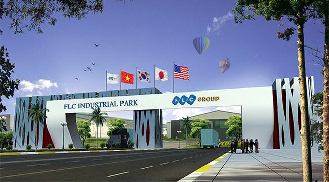 FLC được giao đầu tư khu công nghiệp gần 400ha giá trị 2.310 tỷ đồng