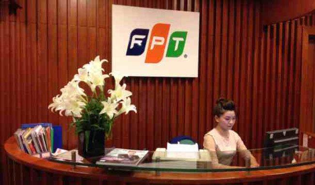 FPT: 8 tháng lãi ròng 1.014 tỷ đồng