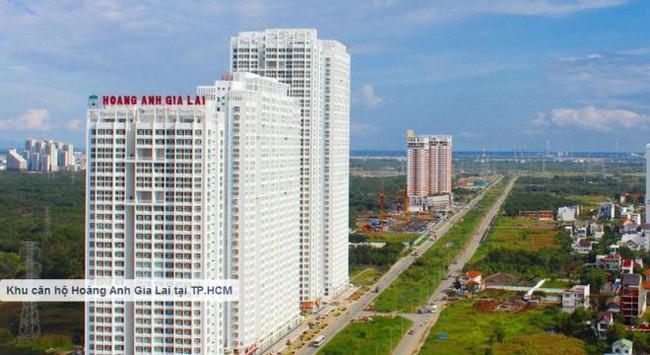 Hoàng Anh Gia Lai chốt quyền trả cổ tức năm 2012 bằng tiền 5% và quyền mua cổ phiếu An Phú