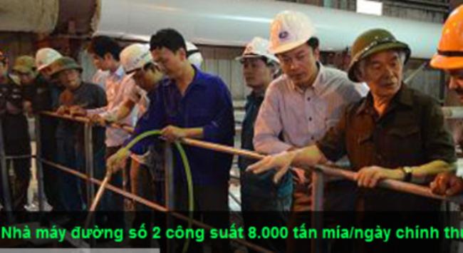Mía đường Lam Sơn chạy đua bán hàng trả nợ vay, lãi 9 tháng chưa bằng một nửa cùng kỳ