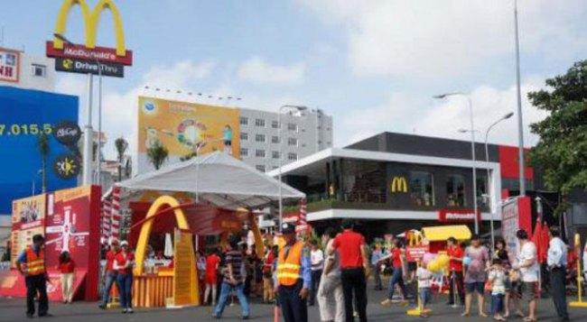 McDonald's vào Việt Nam: Ai mừng, ai đắn đo?