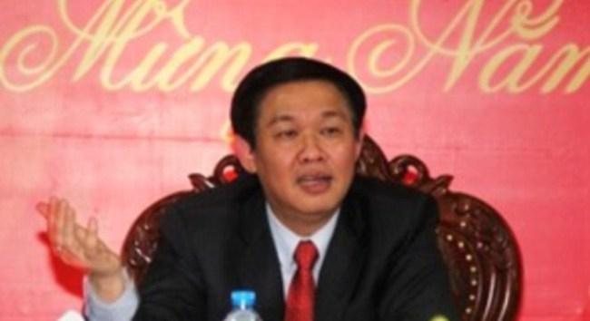 Ông Vương Đình Huệ lạc quan triển vọng 2014