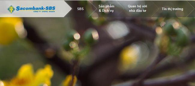 Sacombank-SBS tuyển dụng nhân sự Môi giới