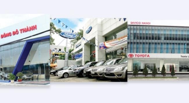 Savico đạt doanh thu thuần 6.590 tỷ đồng năm 2013