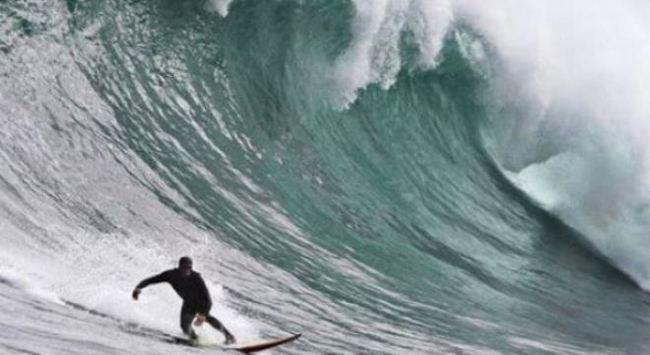 Chờ sóng lớn phải kiên nhẫn