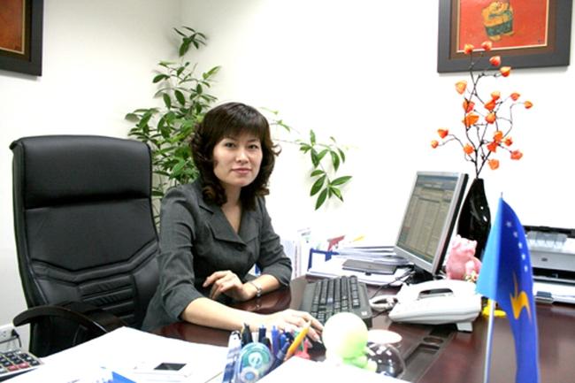 Bà Mai Hương Nội và người thân chuyển bớt quyền sở hữu cổ phiếu VIC để góp vốn vào KGM