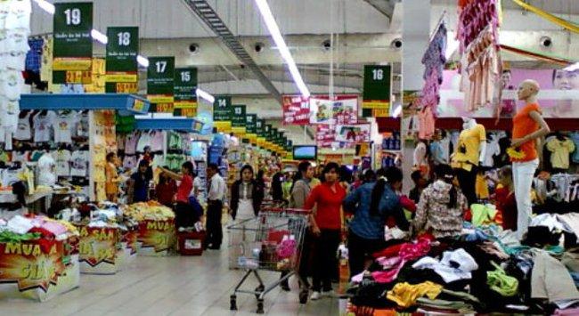 Doanh nghiệp bán lẻ sẽ cạnh tranh khốc liệt năm 2014