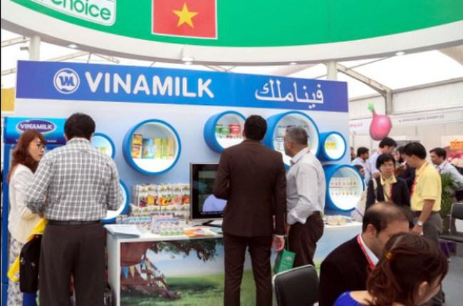 Vinamilk đạt doanh thu xuất khẩu khoảng 1.240 tỷ đồng 5 tháng đầu năm