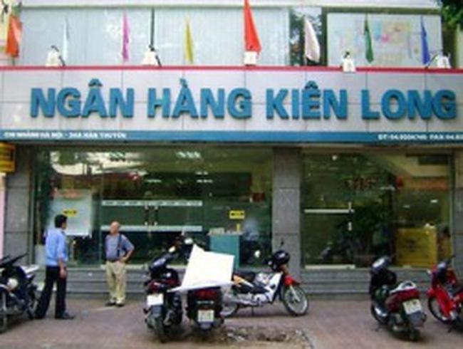 KienLong Bank: Năm 2012 ước lãi trước thuế 468 tỷ đồng, hoàn thành 88% kế hoạch