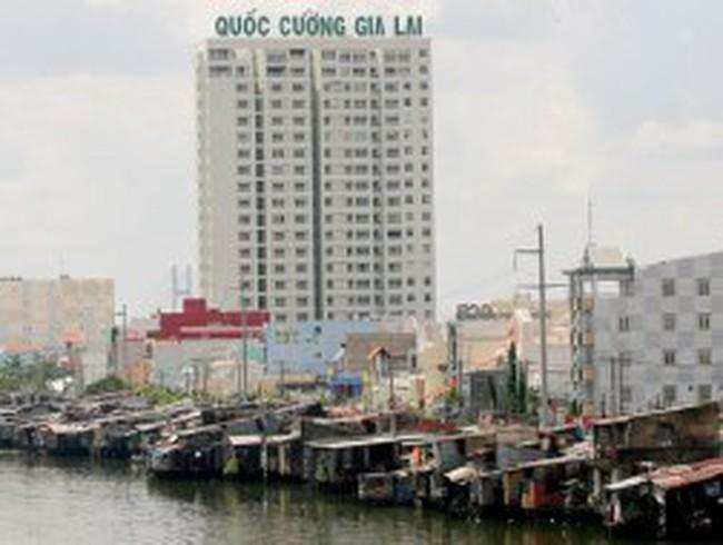 QCG: Công ty mẹ lãi 11,33 tỷ đồng quý 4