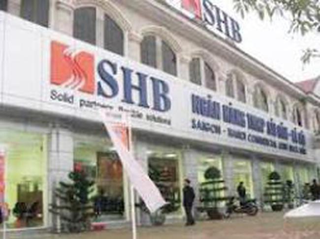 SHB: VSD nhận lưu ký bổ sung 405 triệu CP từ 2/10