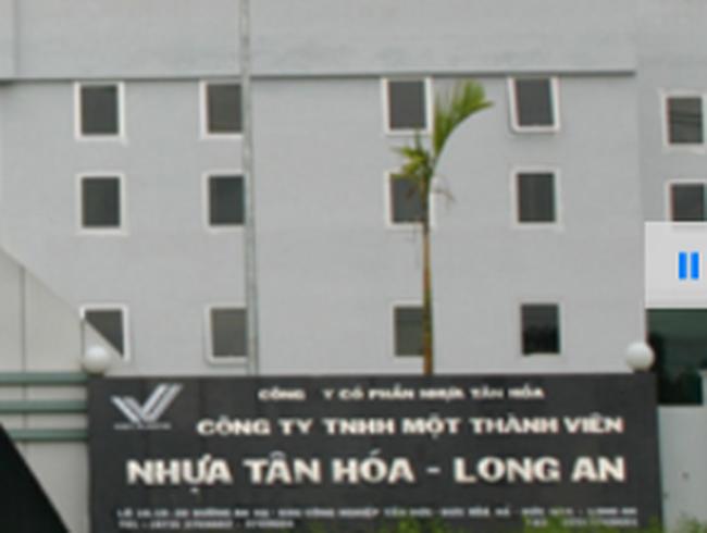 Nhựa Tân Hóa trở lại Upcom