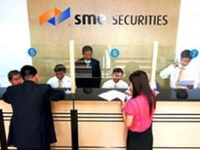UBCKNN thông báo đặt CTCP Chứng khoán SME vào tình trạng kiểm soát đặc biệt