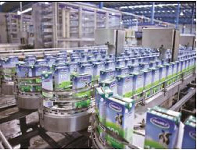 Vinamilk đạt kim ngạch xuất khẩu 3.354 tỷ đồng 9 tháng