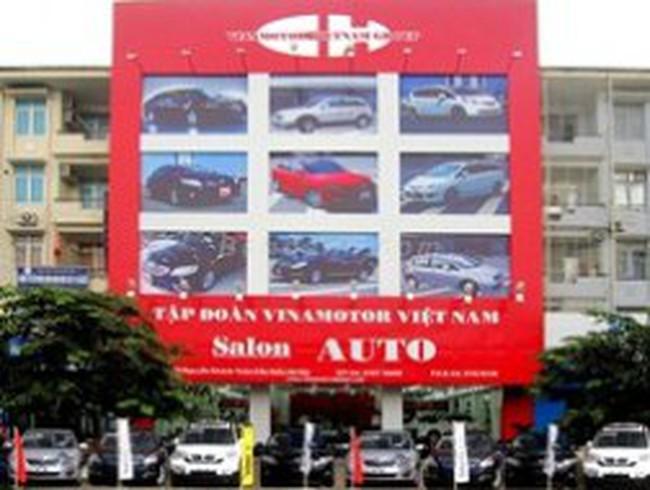 Vinamotor hoàn thành cổ phần hóa trong năm 2013
