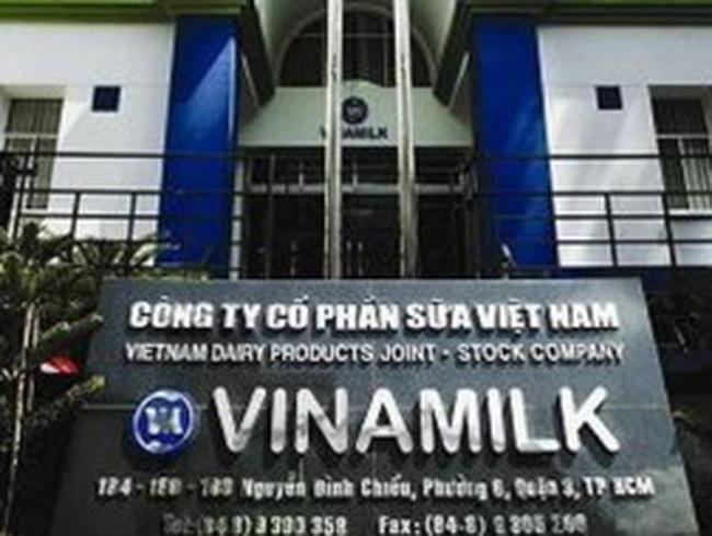 VNM: Grinling International Limited đăng ký bán 2 triệu cổ phiếu