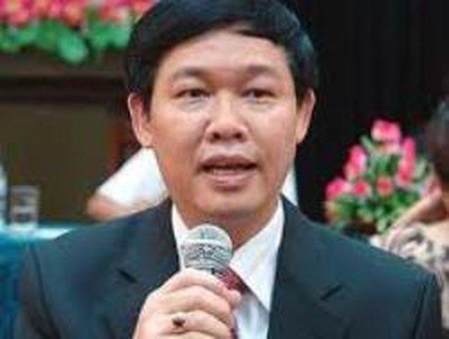 Bộ trưởng Tài chính Vương Đình Huệ giữ chức Trưởng ban Kinh tế T.Ư
