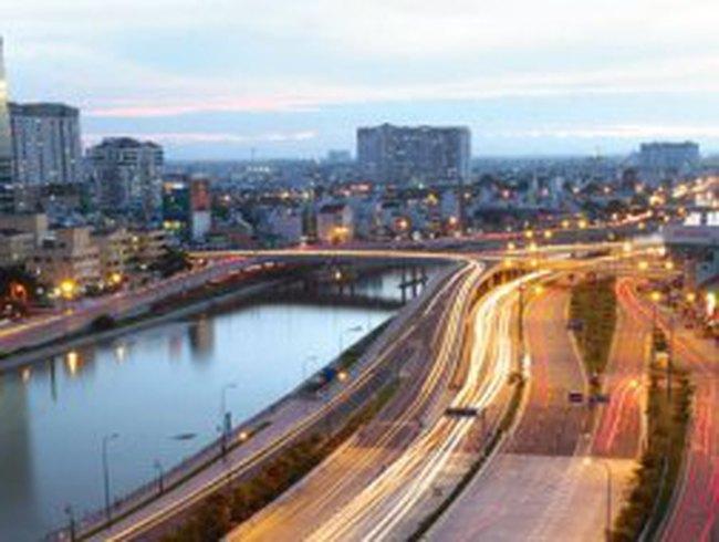 """Năm 2020: TP.HCM sẽ là """"thành phố mở"""""""