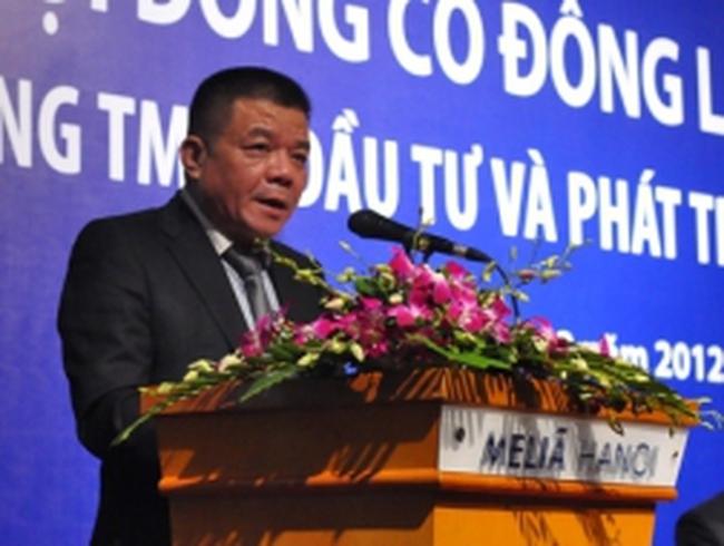 Chủ tịch BIDV bác tin đồn bị bắt
