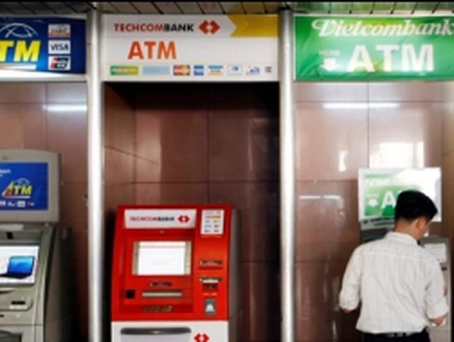 Chưa đến Tết, máy ATM đã… hết tiền