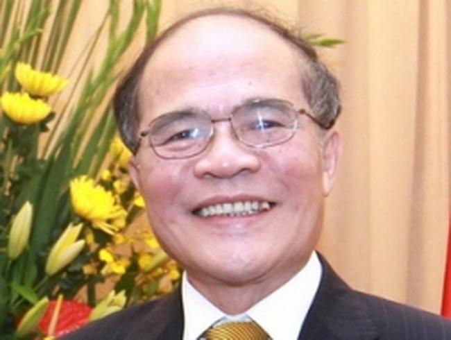 Chủ tịch Quốc hội tham dự Hội nghị ASEP7 tại Lào