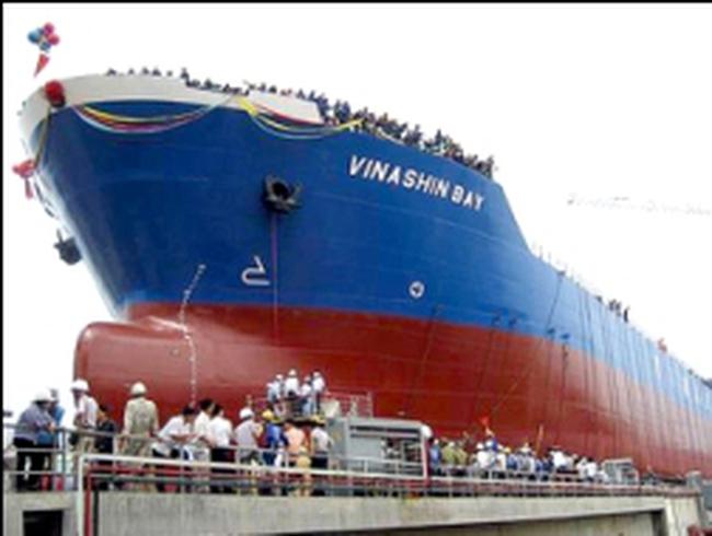 Hình dung về thuyền trưởng mới của Vinashin