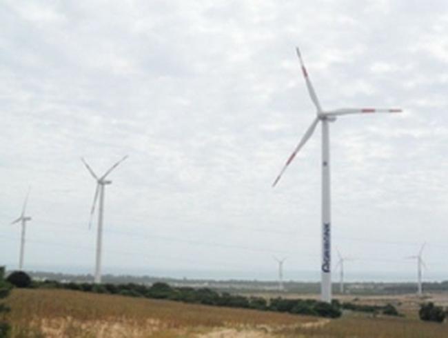 Ngắc ngoải điện gió