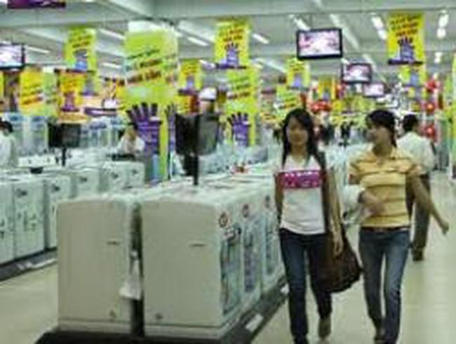 Bộ Công Thương: Tổng mức bán lẻ năm 2012 dự kiến tăng 18–19% so với năm trước