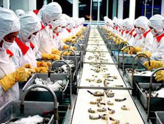 FMC: Tháng 10 tiêu thụ 707 tấn tôm trị giá 7,5 triệu USD