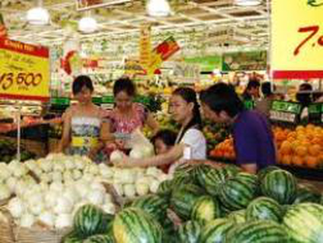 CPI thành phố Hồ Chí Minh tháng 4 giảm 0,33% so với tháng trước