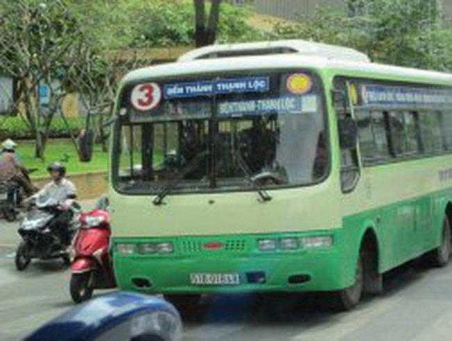 TPHCM tiếp tục thu gọn đầu mối quản lý xe buýt