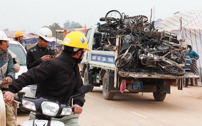 Xô xát ở Samsung Thái Nguyên: Khi bảo vệ quá hống hách, xúc phạm công nhân