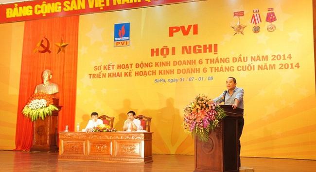 6 tháng đầu năm 2014: Bảo hiểm PVI tăng trưởng tốt