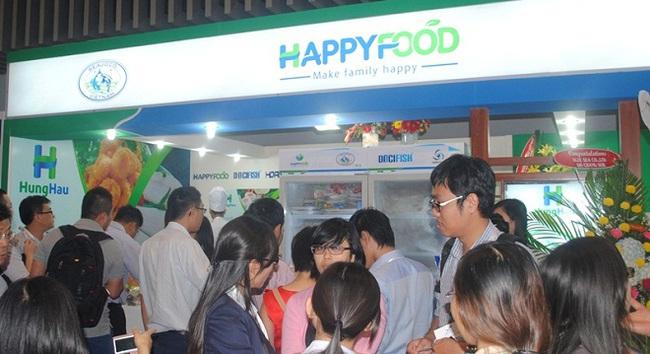 Hùng Hậu Holdings: Giới thiệu sản phẩm mới tại Hội chợ triển lãm quốc tế thủy sản Việt Nam 2014