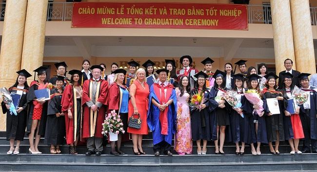 Khóa học dự bị thạc sĩ –  Trường ĐH Ngân Hàng TP.HCM