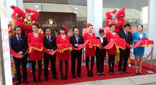Đất Xanh khai trương cụm nhà mẫu Sunview Town tiêu chuẩn Singapore