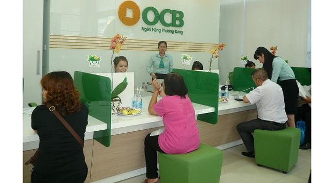 8 giây nhận tiền ngay khi chuyển tiền liên ngân hàng qua OCB online