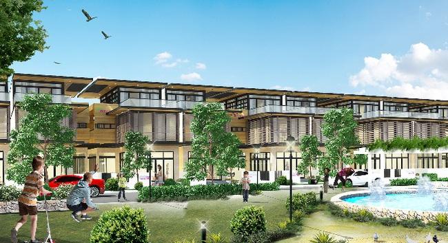 Mở bán phân khu biệt thự Ruby Villa – Dự án Green City