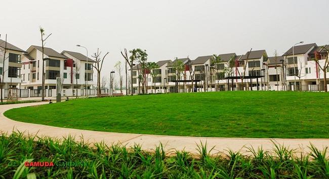 Mua biệt thự Gamuda Gardens được tặng hàng trăm triệu đồng
