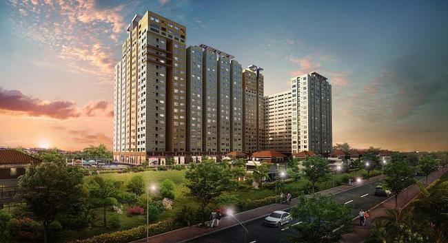 Trải nghiệm căn hộ phong cách Hàn Quốc tại The Eastern