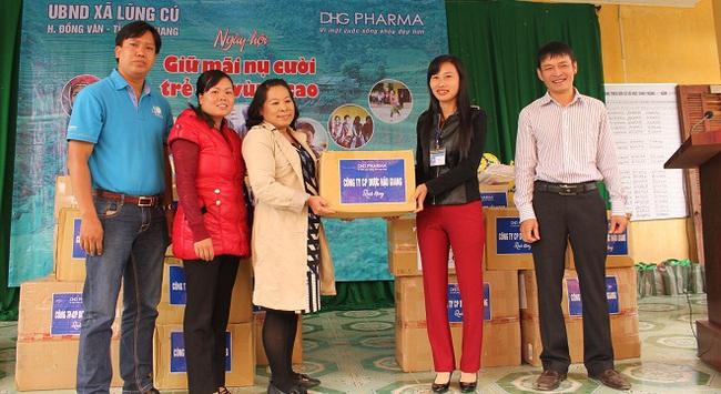 DHG Pharma: Lấy lợi ích cộng đồng làm khởi sự cho mọi hoạt động