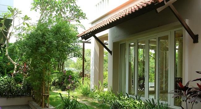 """Xanh Villas - Giải """"cơn khát"""" cây xanh cho người Hà Nội"""