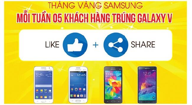 Tháng 11 bùng nổ khuyến mại thị trường smartphone