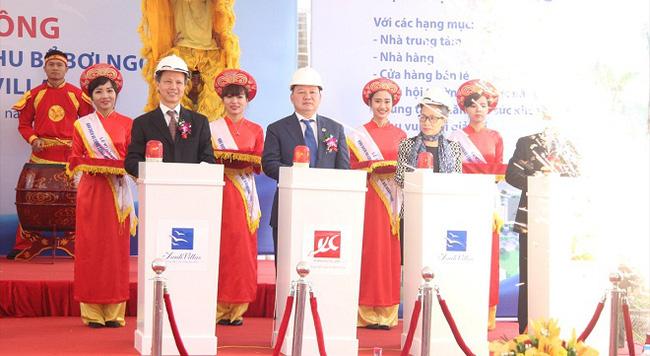 Thứ trưởng Nguyễn Trần Nam đánh giá cao vị trí đắc địa của Xanh Villas