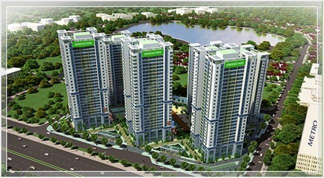 Mở bán căn hộ đợt cuối dự án Green Star Phạm Văn Đồng với nhiều phần quà hấp dẫn