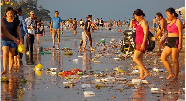 """""""Biển và nhận thức con người"""" đạt giải nhất tháng 10 cuộc thi sống xanh"""